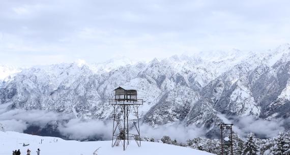 <p>The Ski Resort Destination- Auli 5 Nights and 6 Days</p>